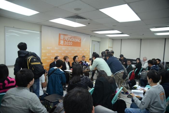 20131128 立場書記者會 Position Paper Press Conference